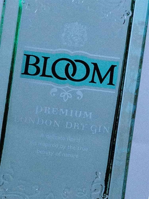 Bloom Premium Gin / England