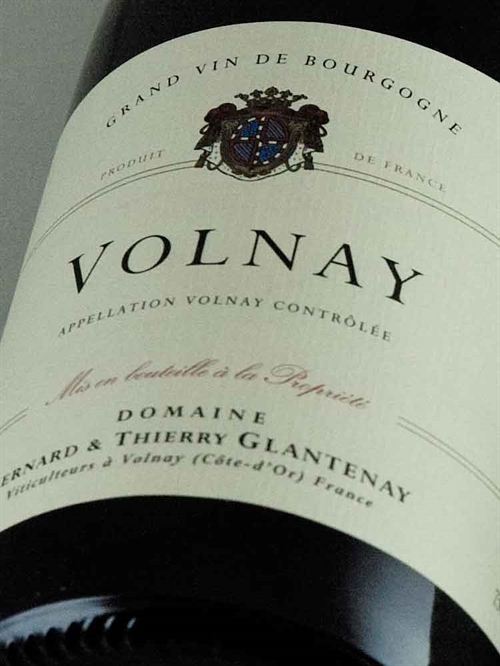 Domaine Thierry  Glantenay / Volnay 2016