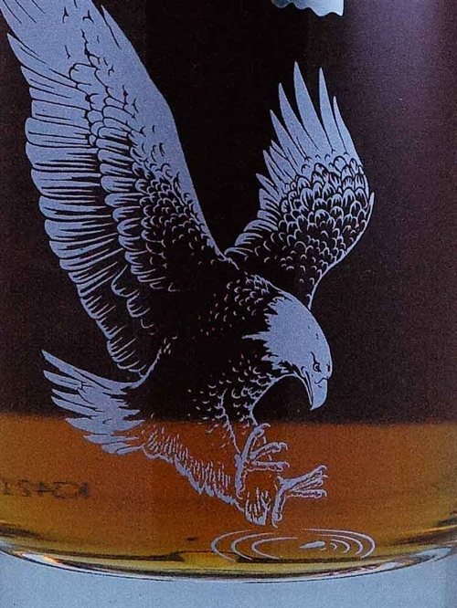 Rare Eagle / Kentucky Single Barrel
