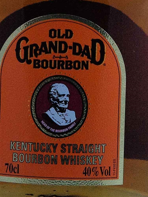 Grand Dad / Kentucky Bourbon