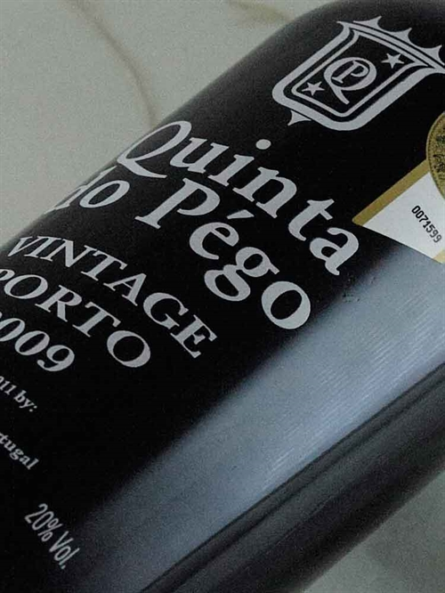Quinta do Pégo / Vintage Port 2009
