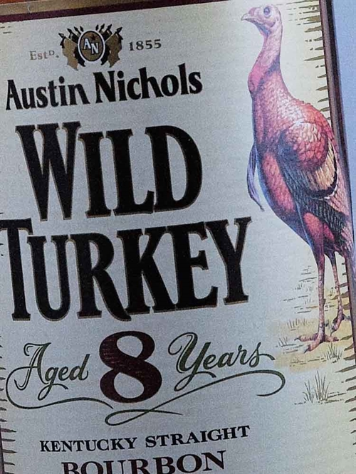 Wild Turkey / 8 years Bourbon
